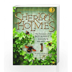 The Sherlock Holmes: The Adventure of the Botanist by Jaico Publishing House Book-9789386348586