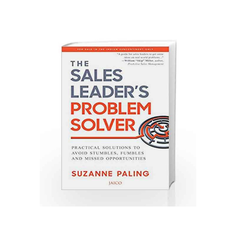 The Slaes Leader\'s Problem Solver by Suzanne Palling-Buy Online The ...