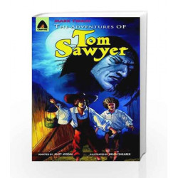 The Adventures of Tom Sawyer: The Graphic Novel (Campfire Graphic Novels) by - Book-9789380028347