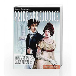 Pride and Prejudice: The Graphic Novel (Campfire Graphic Novels) by Laurence Sach Book-9789380028743