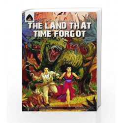 The Land That Time Forgot: The Graphic Novel (Campfire Graphic Novels) by Scott Alexander Young Book-9789380028385