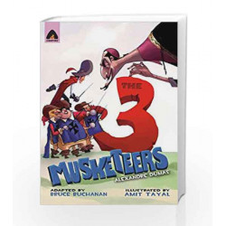 The Three Musketeers (Classics) by Bruce Buchanan Book-9789380028194