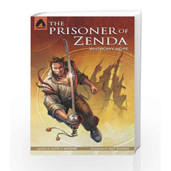 The Prisoner of Zenda (Classics) by ANTHONY HOPE Book-9788190782920