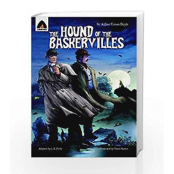 The Hound of the Baskervilles: The Graphic Novel (Campfire Graphic Novels) by JR Parks Book-9789380028446