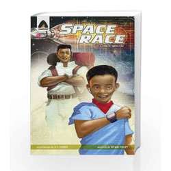 Space Race (Original) by Chris Welsh Book-9789380028156