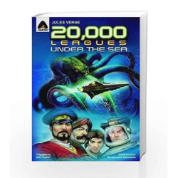 20,000 Leagues Under the Sea: The Graphic Novel (Campfire Graphic Novels) by DAN RAFTER Book-9789380028415