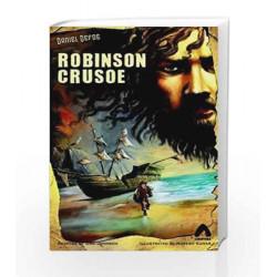 Robinson Crusoe: The Graphic Novel (Campfire Graphic Novels) by Dan Johnson Book-9789380028200