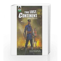 The Lost Continent by Edgar Rice Burroughs Book-9788190782913