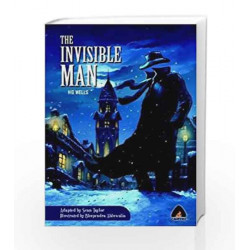 The Invisible Man: A Grotesque Romance (Campfire Graphic Novels) by H.G.WELLS Book-9789380028293