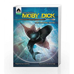 Moby Dick (Classics) by Lance Stahlberg Book-9788190732673