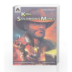 King Solomon's Mines (Classics) by HENRY RIDER HAGGARD Book-9788190696357