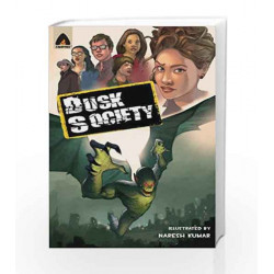 The Dusk Society (Original) by JONES Book-9788190782968