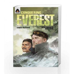 Conquering Everest: The Story of Edmund Hillary and Tenzing Norgay (Heroes) by Lewis Helfand Book-9789380028361