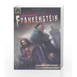 Frankenstein (Classics) by MARY SHELLEY Book-9789380028040