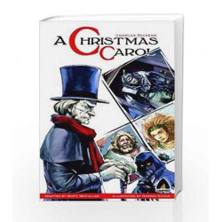 a christmas carol the graphic novel campfire graphic novels by scott mccullar book - Best Christmas Novels