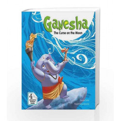 Ganesha: The Curse on the Moon (Campfire Graphic Novels) by Sourav Dutta Book-9789381182161