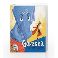 Ganesha: Ravana and the Magic Stone (Campfire Graphic Novels) by Sourav Dutta Book-9789381182246
