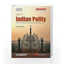 Indian Polity for Civil Services (Preliminary) Examinations by Jigeesha's Book-9789350359334