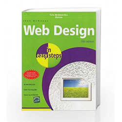 Web Design by N/A In Easy Steps Book-9780071333566
