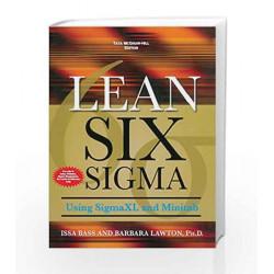 Lean Six Sigma Using SigmaXL and Minitab by Issa Bass Book-9780071070768
