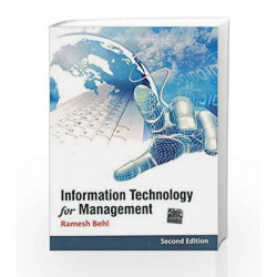 Information Technology for Management by Ramesh Behl Book-9781259004797