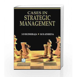 Cases in Strategic Management by S Budhiraja Book-9780074620977