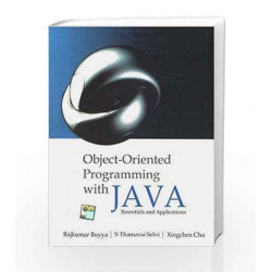 OBJECT ORIENTED PROGRAMMING WITH JAVA by Raj Buyya Book-9780070669086