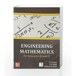 Engineering Mathematics for Semesters III and IV by Gupta Book-9789385880506