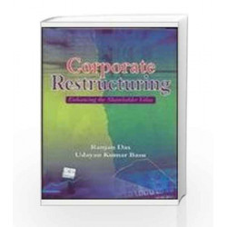 Corporate Restructuring by DAS RANJAN Book-9780070507210