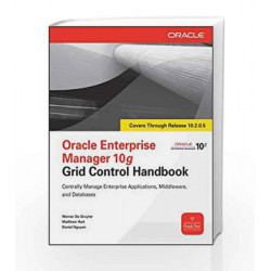 Oracle Enterprise Manager 10G Grid Control Handbook by GRUYTER Book-9780070703711