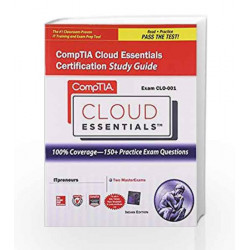 CompTIA Cloud Essentials Certification Study Guide: Exam CL0-001 by ITpreneurs Book-9789339203603