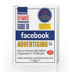 Ultimate Guide to Facebook Advertising: How to Access 600 Million Customers in 10 Minutes by Perry Marshall Book-9781259005251