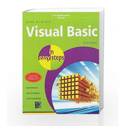 Visual Basic by N/A In Easy Steps Book-9780071077187