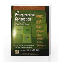 The Entrepreneurial Connection by Naroola Book-9780070436411