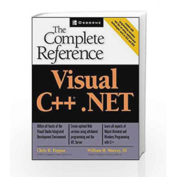 VIsual C++(R).Net: the Complete Reference by Chris Pappas Book-9780070495326