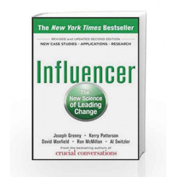 Influencer by Kerry Patterson Book-9781259098536