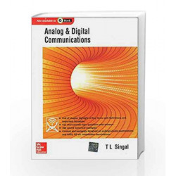 Analog and Digital Communication by T L Singal Book-9780071072694