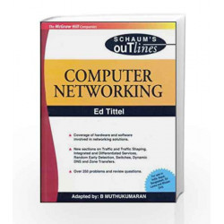 COMPUTER NETWORKING by Ed Tittel Book-9780070617254
