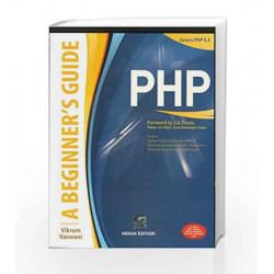 PHP: A BEGINNER'S GUIDE by VASWANI Book-9780070140691