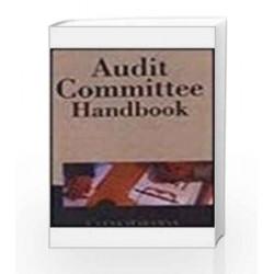 Audit Comitee Handbook by V. Venkataraman Book-9780070583573