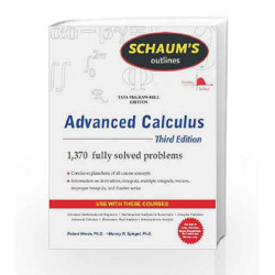 Advanced Calculus - Schaum's Outline Series by Wrede R C Book-9780071321266