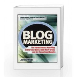 Blog Marketing by WRIGHT Book-9780070636651