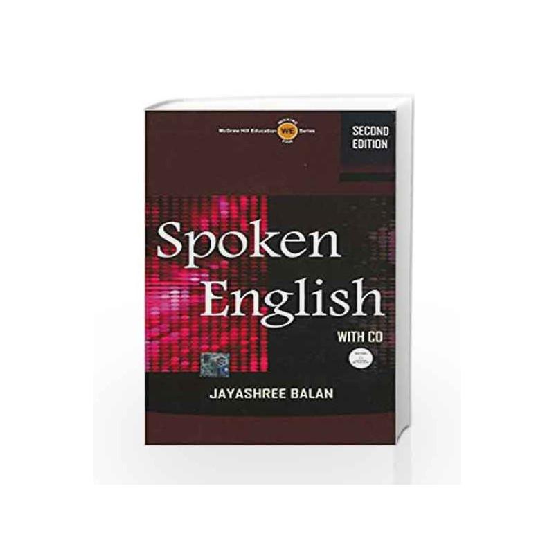 Spoken English (With Cd) by Jayashree Balan Book-9780070704909