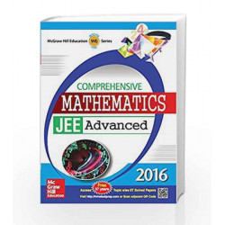 Comprehensive Mathematics: JEE Advanced 2016 (Old Edition) by McGraw Hill Education Book-9789339221454
