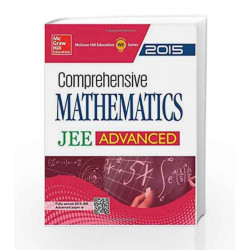 Mathematics JEE Advanced 2015 (Old Edition) by MHE Book-9789339205560