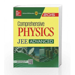 Comprehensive Physics JEE Advanced 2015 by MHE Book-9789339205577