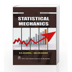 Statistical Mechanics by AGARWAL Book-9788122433548