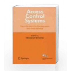 Access Control Systems by BENANTAR Book-9788181289100