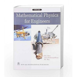Mathematical Physics for Engineers (Old Edition) by R.K. Bera Book-9788122422276
