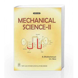 Mechanical Science- II by B.Bhattacharya Book-9788122426144